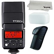 Godox Mini TT350o 2.4G HSS 1/8000s TTL GN36 Camera Flash Speedlite for DSLR Olympus E-M10II E-M5II E-M1 E-PL8 E-PL7 E-PL6 E-PL5 E-P5 E-P3