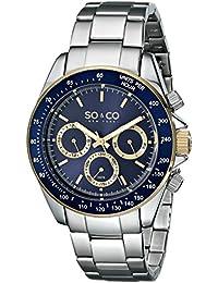 SO&CO Reloj 5010B.3 Plateado