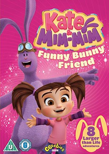 Kate & Mim-Mim - Funny Bunny Friend [DVD] [UK Import] Preisvergleich