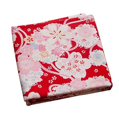 Behandlungen Ideen Fenster (Japanische handgemachte Stoffe -DIY Geschenke Tasche/ Kimono/)