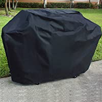 Brad piedra 57 de ancho impermeable anti-UV para barbacoa cubierta Jardín Patio barbacoa Grill
