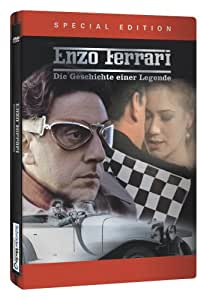 Enzo Ferrari - Die Geschichte einer Legende (Special Edition) - Steelbook Edition mit 3 DVDs!