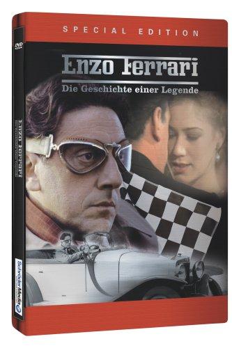 Bild von Enzo Ferrari - Die Geschichte einer Legende (Special Edition) - Steelbook Edition mit 3 DVDs!