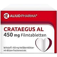 CRATAEGUS AL 450 mg Filmtabletten 30 St preisvergleich bei billige-tabletten.eu