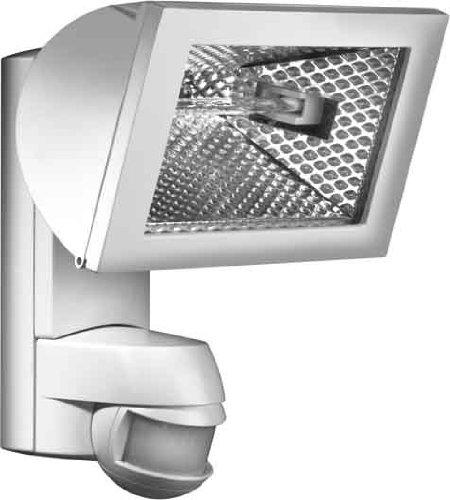 ESYLUX DE PARED 1 X 300 W R7S  IP44  DETECTOR DE MONTAJE  AF300-200 I  BLANCO  4829567