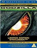Godzilla (1998) (Blu-ray SteelBook) (Zavvi Exclusive)(WEA) [UK Import]