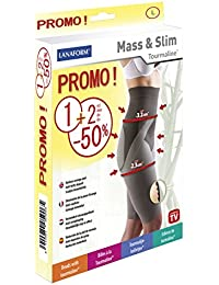 Pack de 2 Panty Mass&Slim - Promo