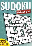Sudoku - Volume 5, Niveaux 3 à 5