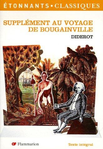 Supplément au Voyage de Bougainville par Denis Diderot
