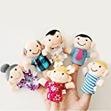 #8: House Of Quirk Family Finger Puppets (Set of 6)