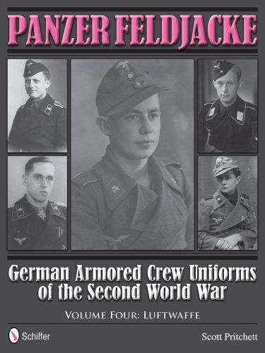 GERMAN ARMORED CREW UNIFORMS VOL 4