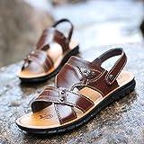 HEETEY Herren Damen Sportschuhe Laufschuhe, Beiläufige Strandschuhe der Art- und Weisemänner einfarbig Sandalen Slipper Schuhe Rutschfeste Luftdurchlässig Casualschuhe