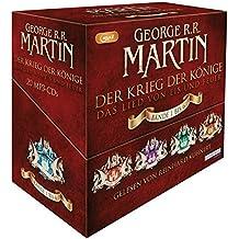 Der Krieg der Könige: Die Box: Das Lied von Eis und Feuer – Bände 1 bis 6