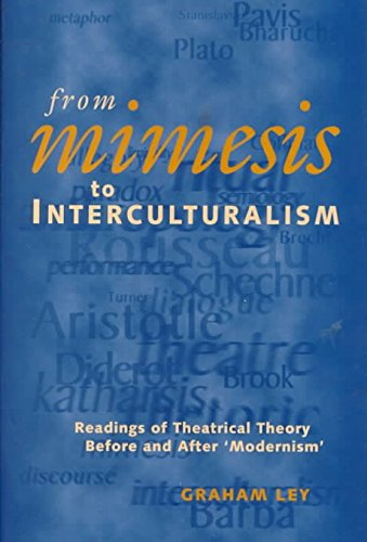 [(From Mimesis to Interculturalism : Readings of Theatrical Theory Before and After Modernism)] [By (author) Graham Ley] published on (January, 2000)
