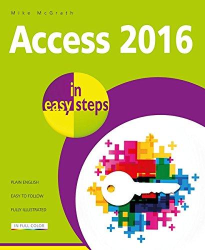 Preisvergleich Produktbild Access 2016 in Easy Steps