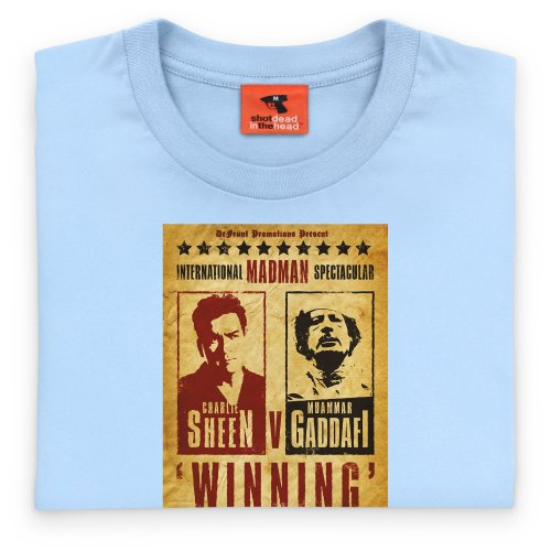 General Tee Madman T-Shirt, Herren Himmelblau
