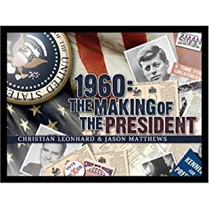 Z-man Games 1960 The Making Of The President