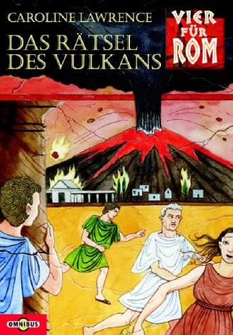 Vier für Rom - Das Rätsel des Vulkans: Band 2