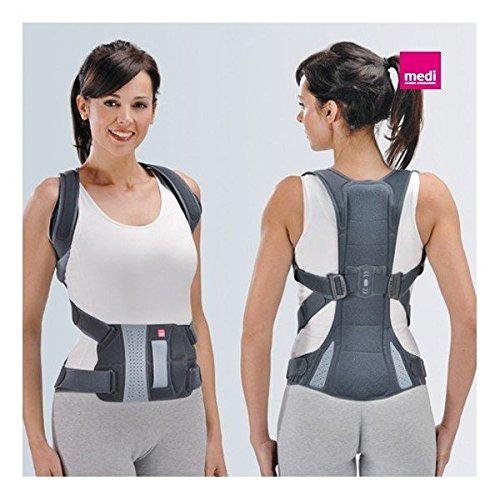 Produktbild der Rückenorthese Spinomed, Vorder- und Rückansicht