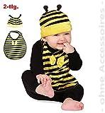 Kostüm Biene für Babys 2-teilig Gr. 86
