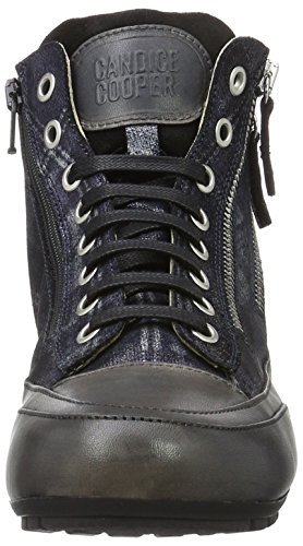 Candice Cooper Lucia, Sneakers basses femme Noir