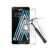Ashleyoo Verre Trempé pour Samsung Galaxy a3 2016, [Lot de 2] Film Protection d'écran en Verre Trempé Glass Screen Protector Vitre Tempered pour a3 2016