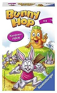 Ravensburger Bunny Hop Niños Juego de Mesa de Carreras - Juego de Tablero (Juego de Mesa de Carreras, Niños, 15 min, Niño/niña, 4 año(s), 8 año(s))