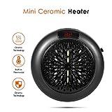 AXUAN Instand Heater, Household Electric Mini Fan Heater Warmer Machine for Winter,1000W