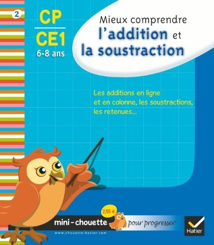 Mini chouette mieux comprendre l'addition et soustraction CP/CE1 by Cohen Albert (April 14,2010)