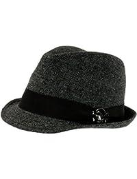 beb1428f793 Amazon.co.uk  Hawkins - Fedoras   Trilby Hats   Hats   Caps  Clothing