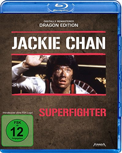 Jackie Chan - Superfighter 1 - Dragon Edition [Blu-ray] (Jackie Chan Project A)
