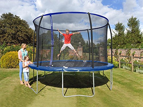 POWER SPORTS Trampolin mit Netz SPOW00427  im Test