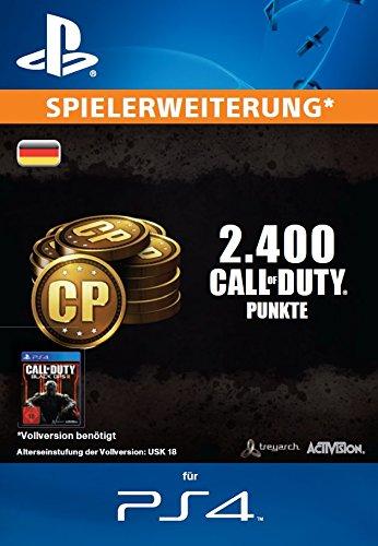 2.000 (+400 Bonus) Call of Duty-Punkte [Spielerweiterung] [PS4 PSN Code - deutsches Konto]