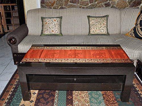 ethnic-elephant-work-design-silk-table-runner-housewarming-gift-152-x-41-cm
