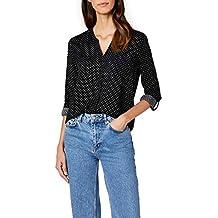 2229c1d032701 Suchergebnis auf Amazon.de für: bluse gestreift damen schwarz weiß