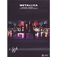Metallica with Michael Kamen conducting The San Francisco Symphony Orchestra