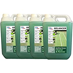 Relancer – Limpiador de césped artificial varios – antibacteriano – Fresh cut Grass aroma