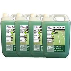 Relancer–Limpiador de césped artificial varios–antibacteriano–Fresh cut Grass aroma