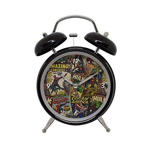 Marvel Official Retro Comics Alarm Clock