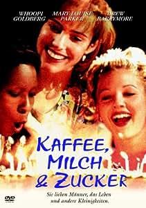 Kaffee Milch Zucker Amazonde Whoopi Goldberg Drew Barrymore
