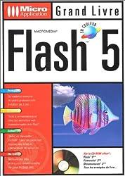 Le Grand Livre : Macro média Flash 5