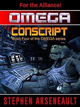 OMEGA Conscript (English Edition) di [Arseneault, Stephen]