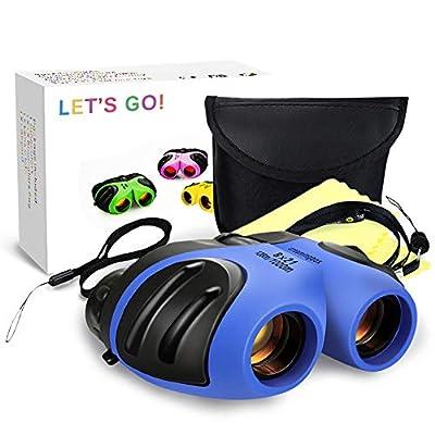 DMbaby Compact Waterproof Binocular for Kids - Best Gifts