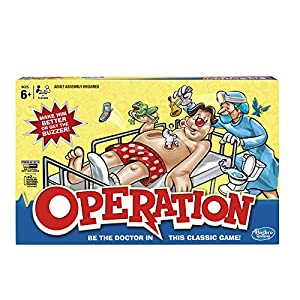 Hasbro Gaming Classic Operation Game