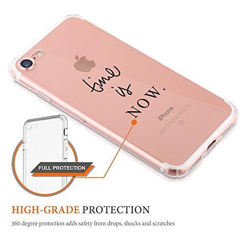 iPhone 6 Hülle, TPU Silikon Schutz Handy Hülle Handytasche HandyHülle Etui Schale Dandelion Case Cover Tasche Etui für Apple iPhone 6s Plus 2