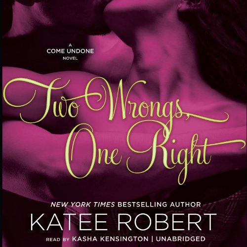 Two Wrongs, One Right  Audiolibri