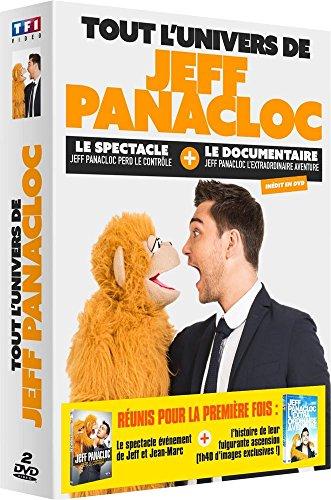 Tout l'univers de Jeff Panacloc : le spectacle 'Jeff Panacloc perd le contrôle !' + le documentaire 'Jeff Panacloc, l'extraordinaire aventure' [Édition Collector]