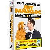 """Tout l'univers de Jeff Panacloc : le spectacle """"Jeff Panacloc perd le contrôle !"""" + le documentaire """"Jeff Panacloc, l'extraordinaire aventure"""""""