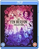 The Tim Burton 8 Film Collection [Blu-ray] [1985]