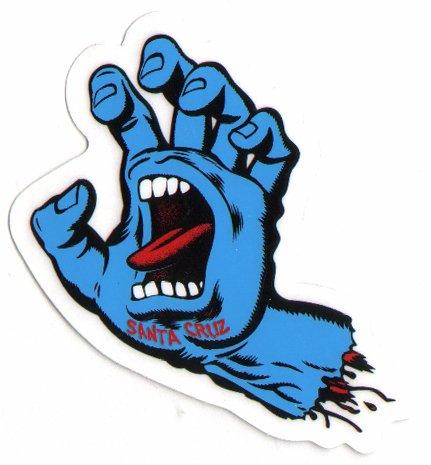 santa-cruz-screaming-hand-skateboard-sticker-in-blue-jim-phillips-design-8cm-new-by-santa-cruz